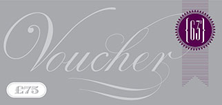 Buy a £75 63 Degrees voucher from our online store